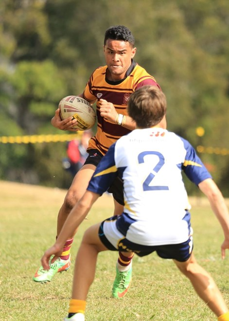 Action from across the 2014 QISSRL Confraternity Carnival at Aquinas College