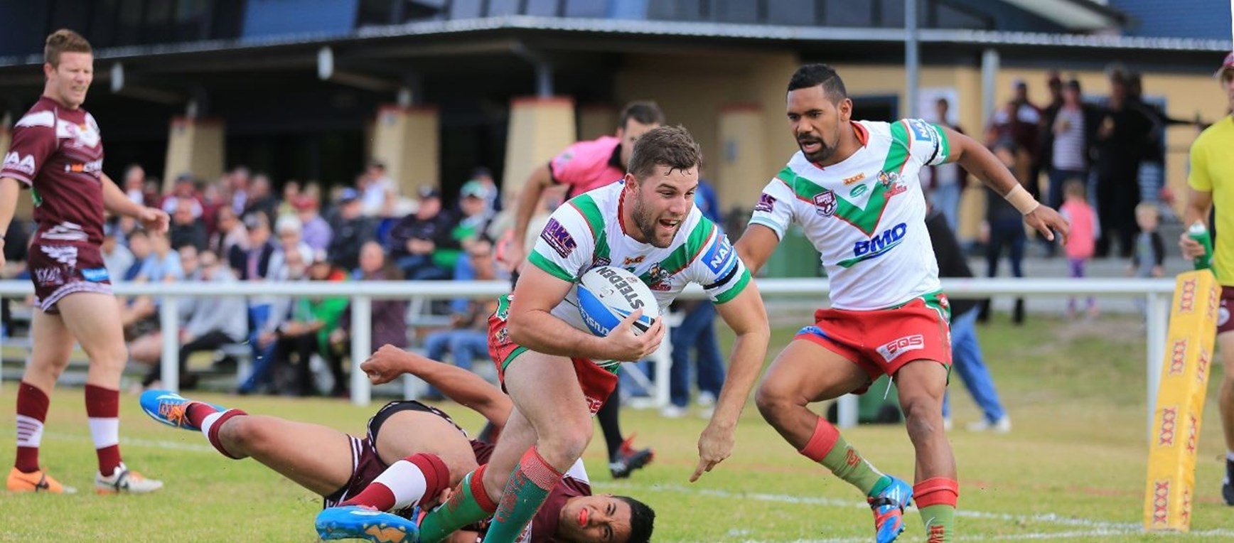 Rd20 Bears v Wynnum Gallery
