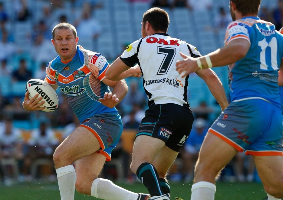 NRL State Championships Penrith Panthers VS Northern Pride Pic Dave Tease| SMP images