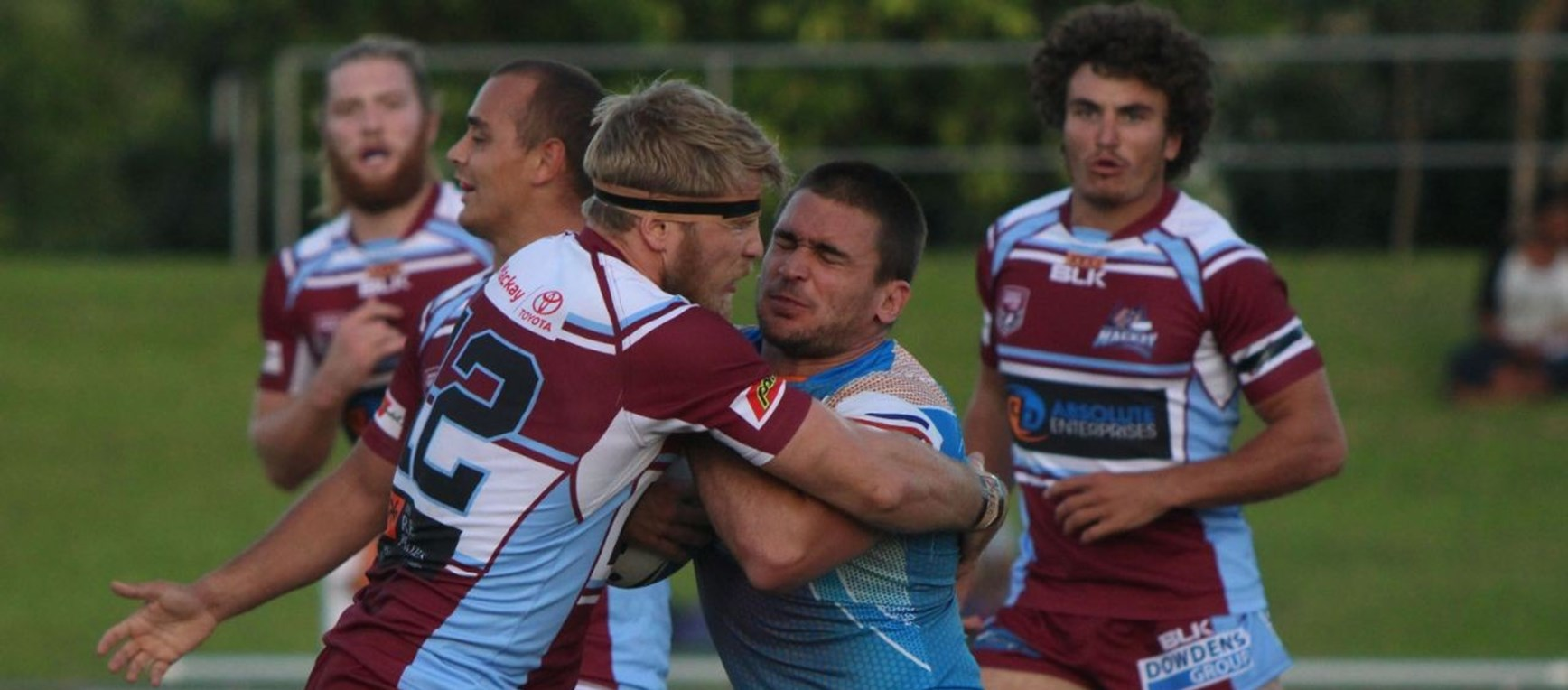 Photos: Pride v Cutters