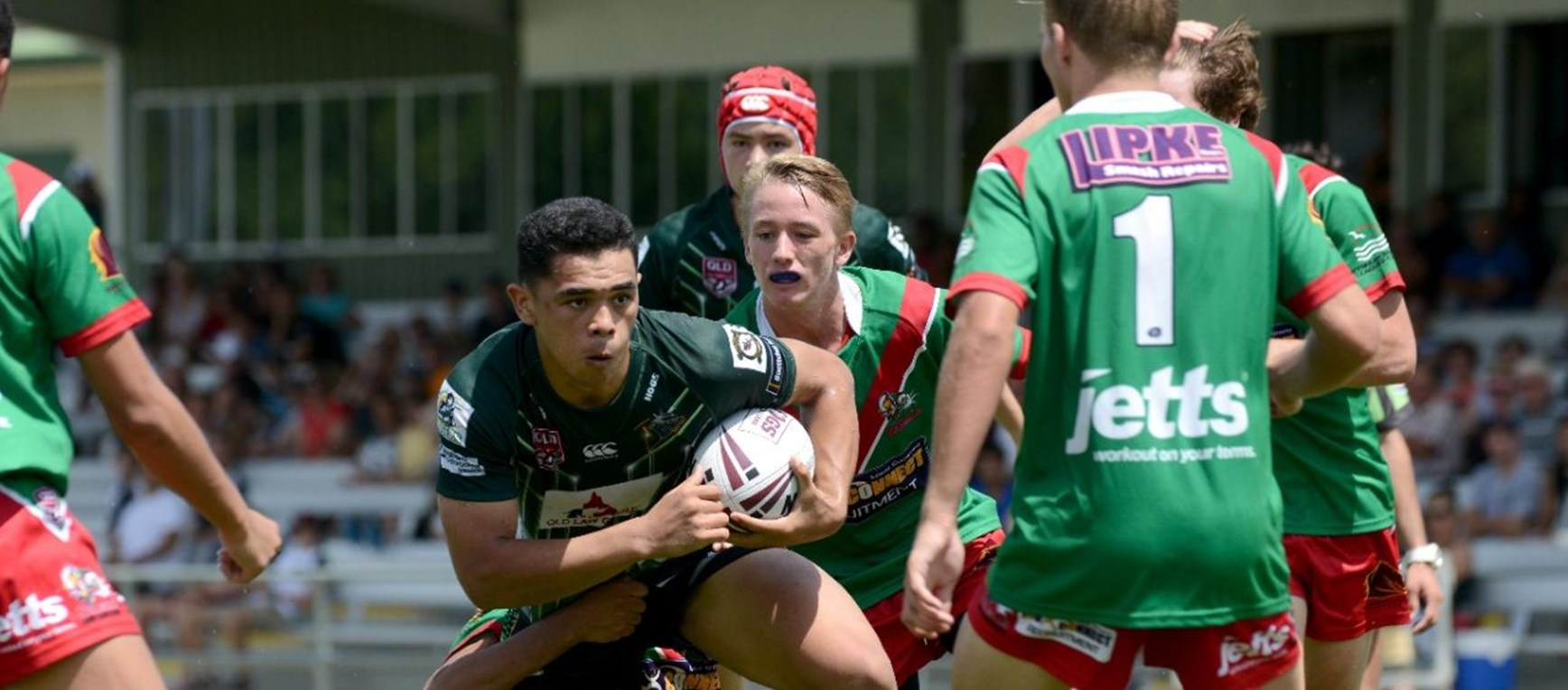 Gallery: Connell Cup Jets V Wynnum
