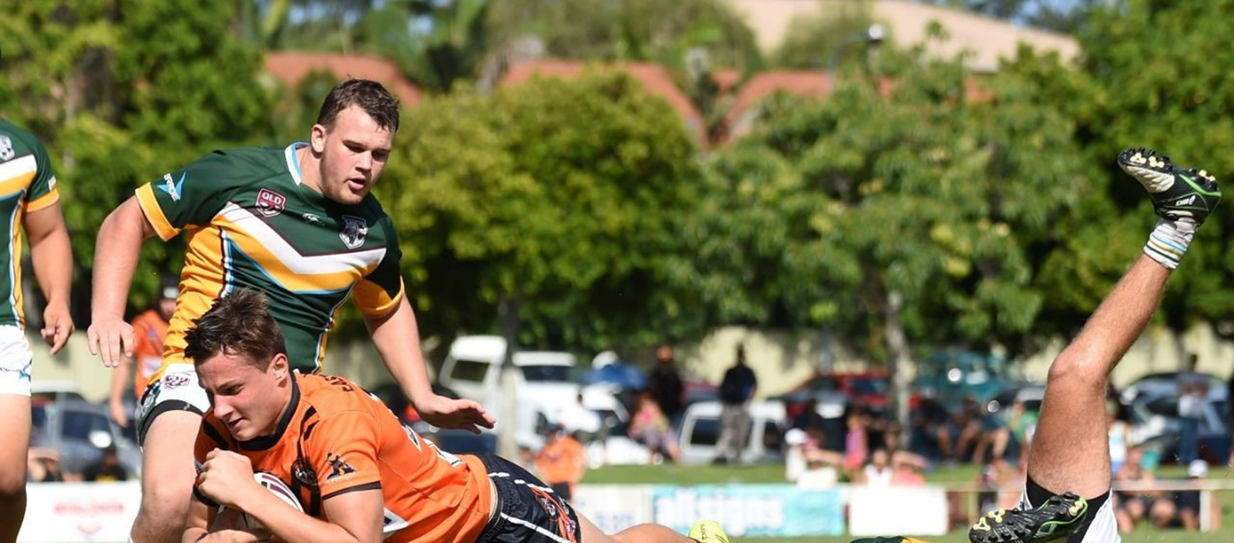 Gallery: Meninga Cup GC White V Tigers