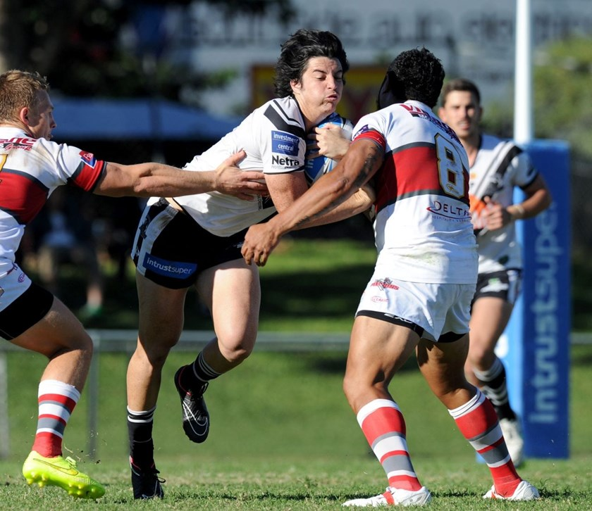 Gallery: Rd9 Magpies V Dolphins - QRL