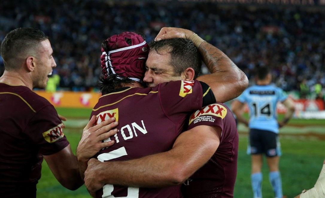 Competition - State of Origin Rugby League - Game 1.