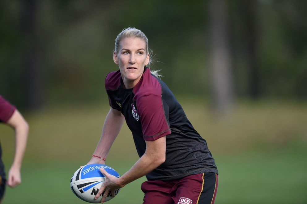 Womens QLD State of Origin 