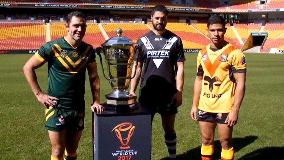 8d8bb9cabd5 World Cup tickets on sale. Author: Rugby League World Cup 2017 ...