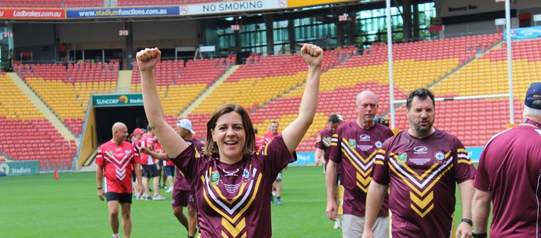 Gallery: Parliamentary Friends of Rugby League