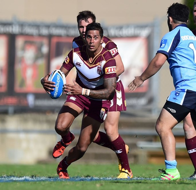 Linc Port - 2016 Interstate Residents match - QLD V NSW at Suzuki Stadium, Coorparoo. 1.40pm Sunday May 8, 2016.   PHOTO: Scott Davis - SMP IMAGES.COM