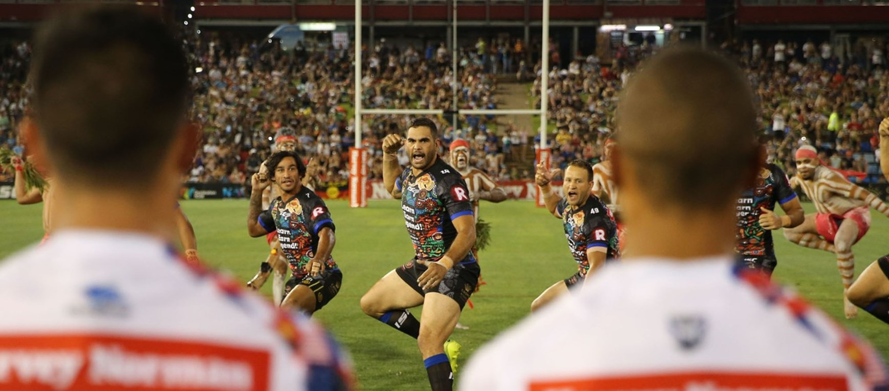 Gallery: NRL All Stars match