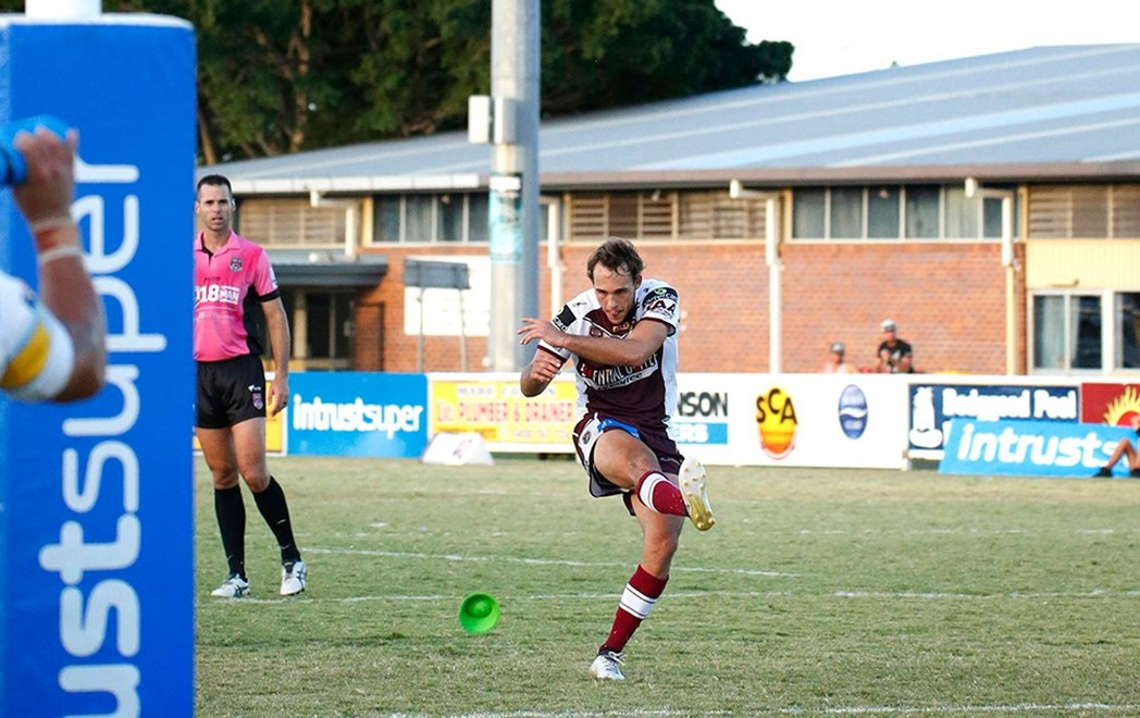 TYLER CORNISH (BURLEIGH BEARS) - 11th March 2017