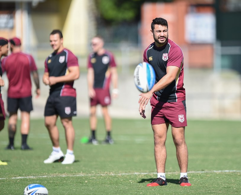 Jahrome Hughes XXXX Queensland Residents captain's run.
