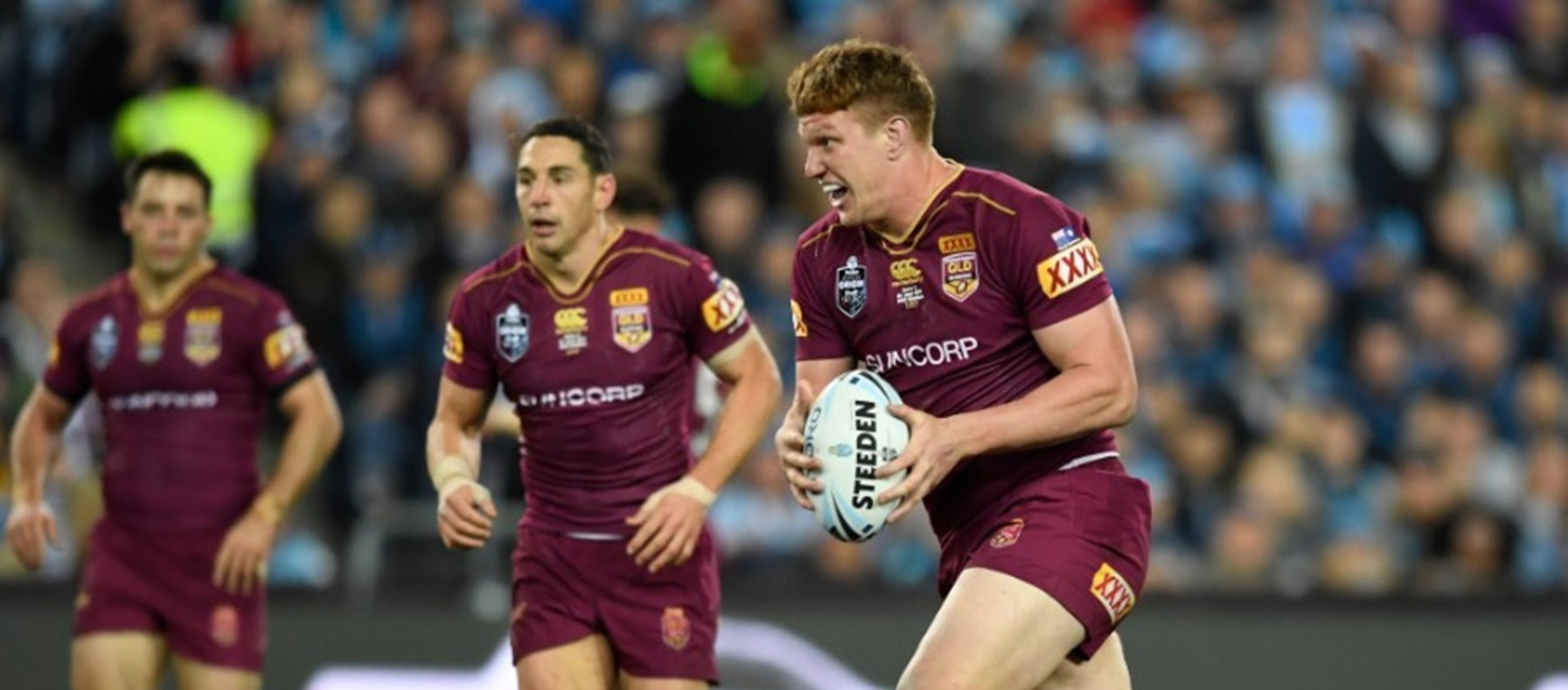 Gallery: State of Origin Game II