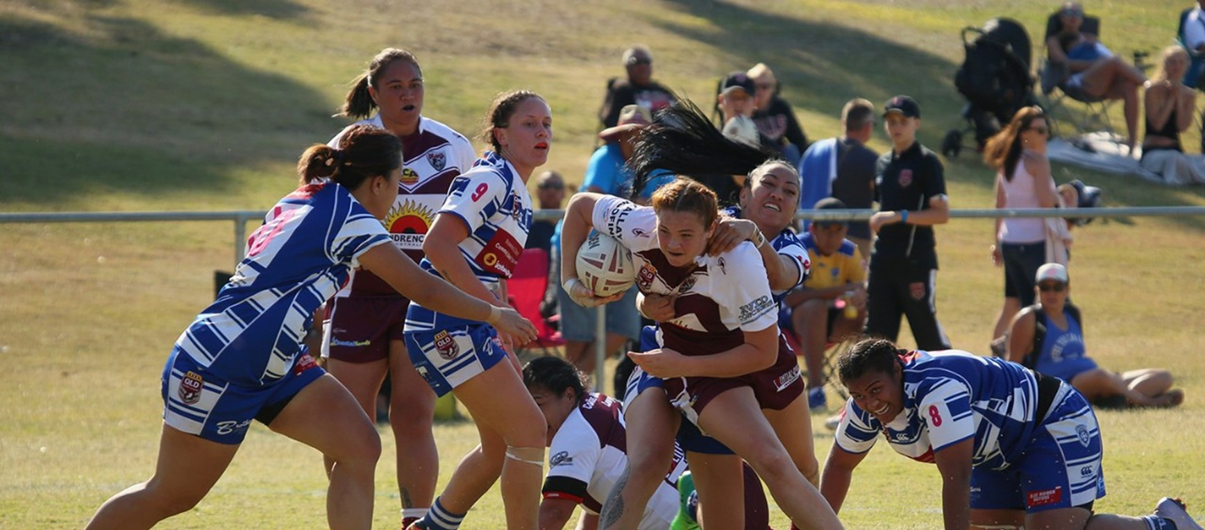 Gallery: SEQ Women's Div 1 final