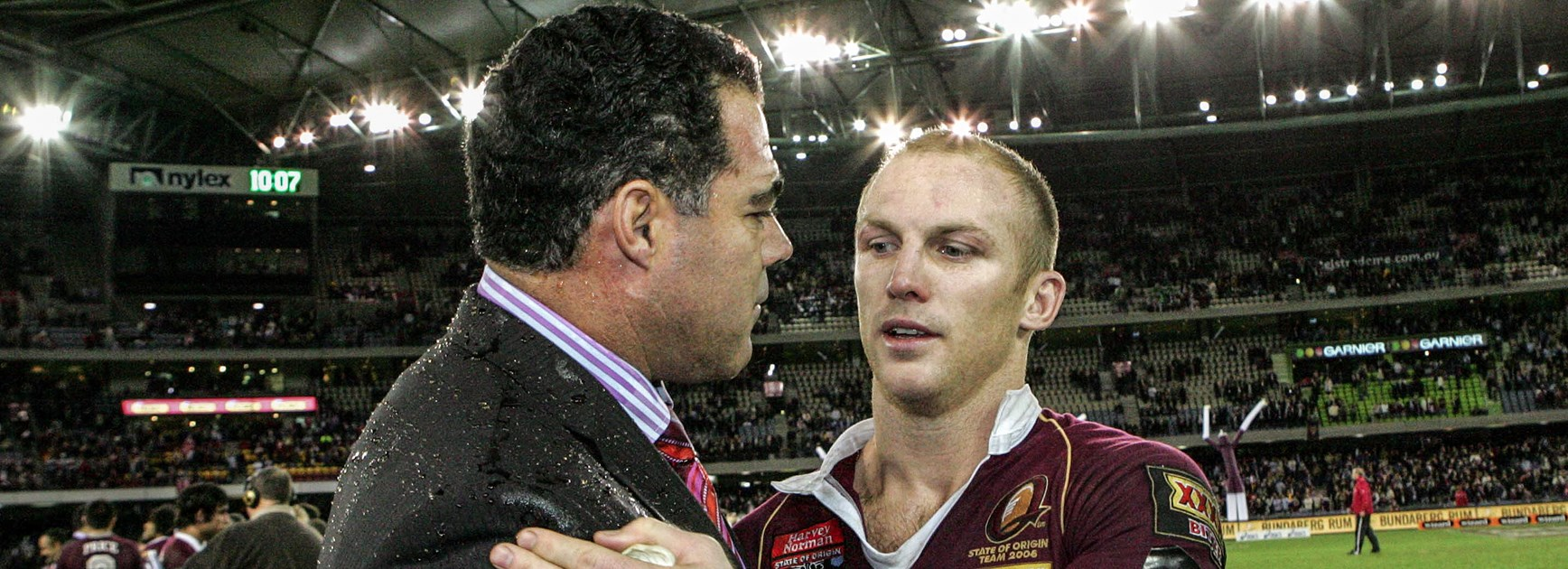 How do you split the likes of Lockyer and Meninga?