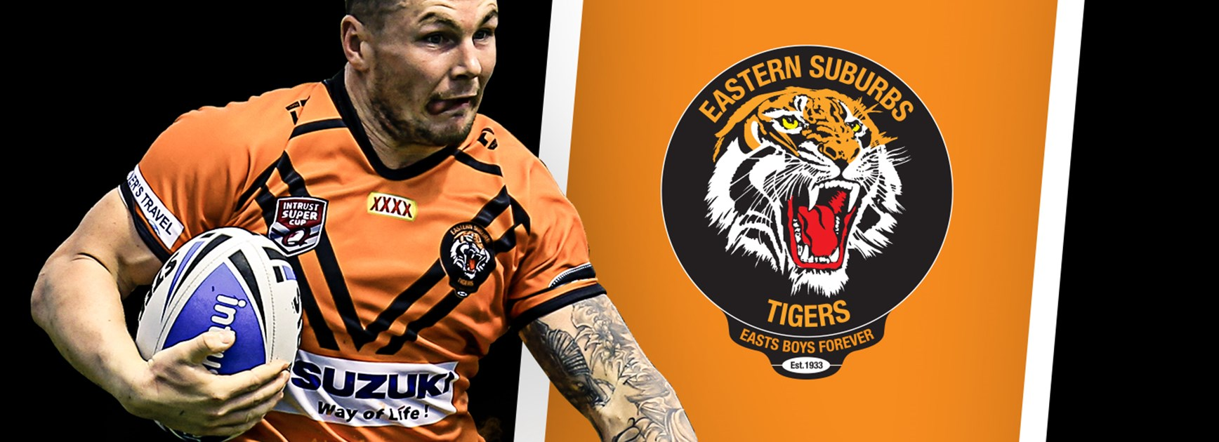 Easts Tigers gains and losses