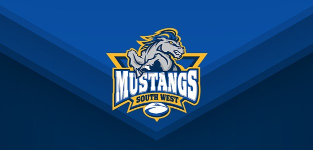 Apply for South West Mustangs junior positions