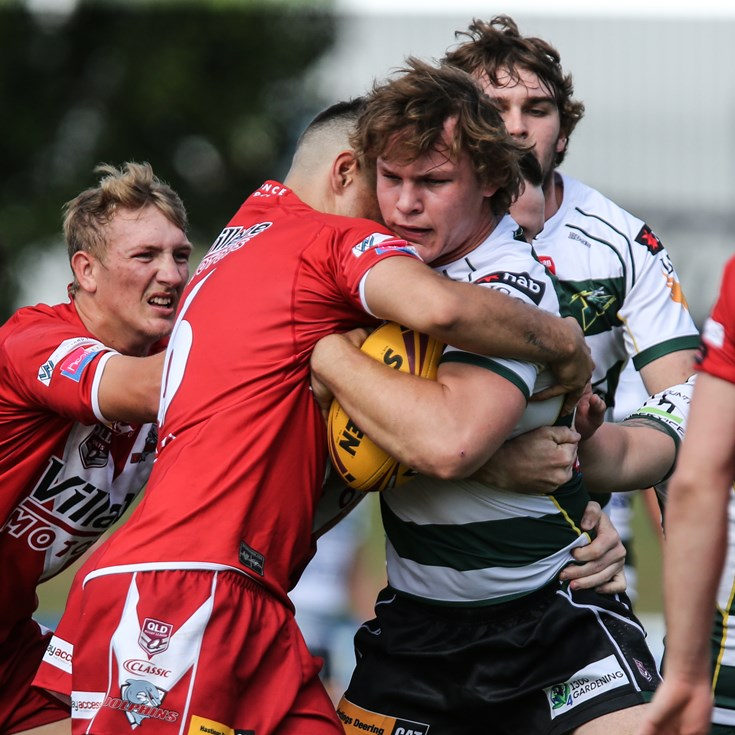 Hastings Deering Colts Round 9 teams