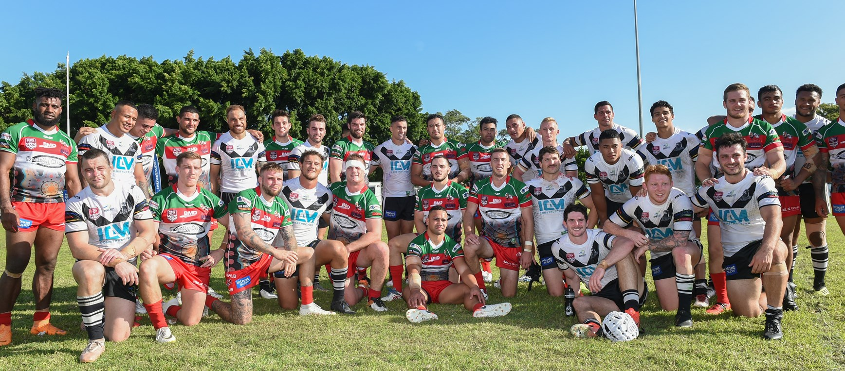 Around the grounds: Intrust Super Cup Round 8