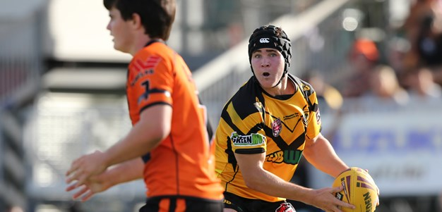 Falcons tame Tigers to remain in finals hunt