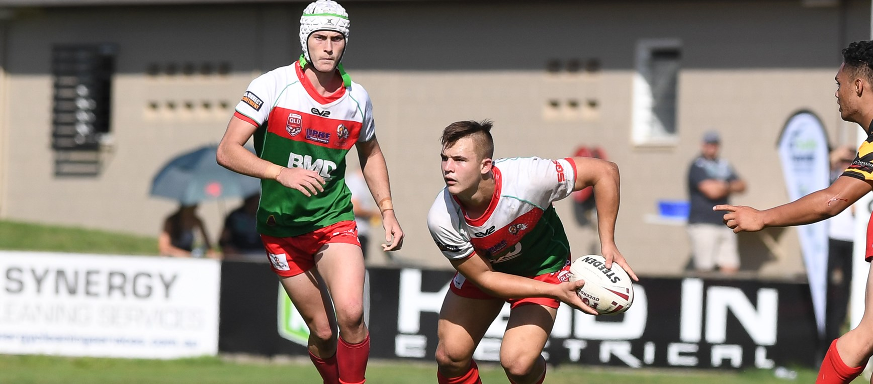 In pictures: Wynnum Manly too strong for Falcons