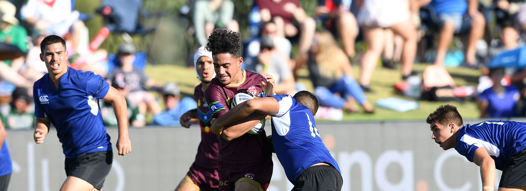 Second half fightback earns Murri win