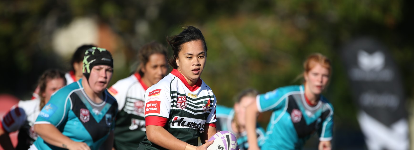 Day 1 results: QRL A Grade Women