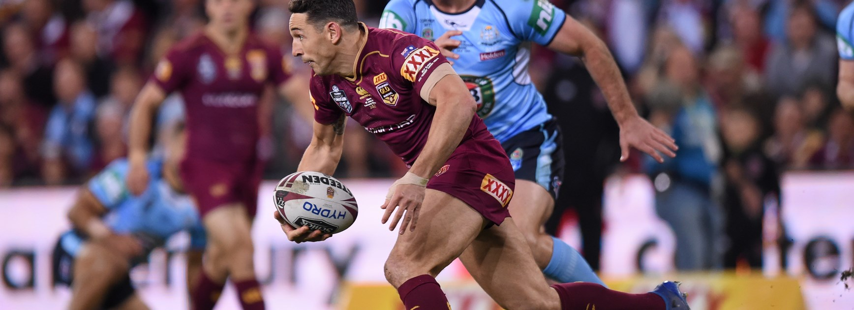 Billy Slater to play 300th game